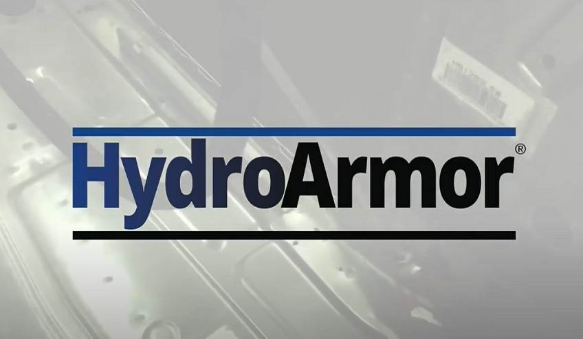 HydroArmor High Performance Undercarriage Coating